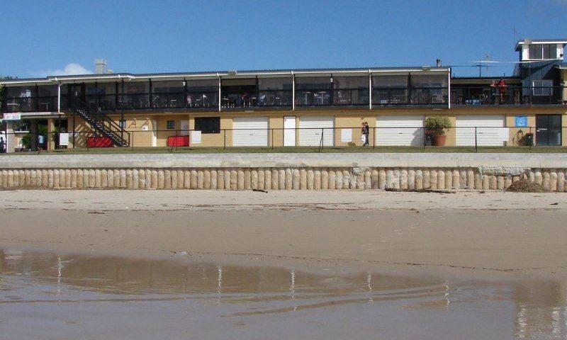 Cudgen Surf Club Secant Wall