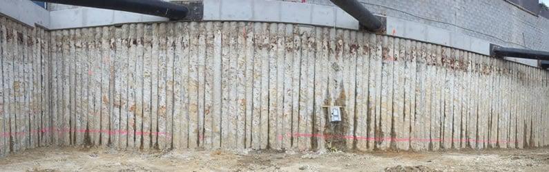 Secant Piling Walls Asp Piling Amp Australian Dewatering